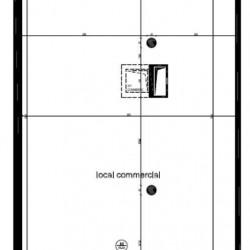 Vente Local commercial Le Blanc-Mesnil 138 m²