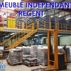 Vente Entrepôt Montévrain 1061 m²
