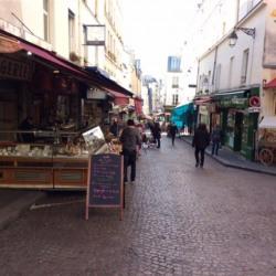 Cession de bail Local commercial Paris 5ème 72 m²
