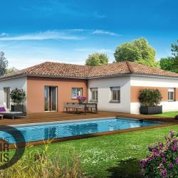 Maison  4 pièces + Terrain  897 m² Plan-d'Orgon