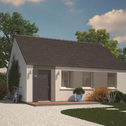 Maison  4 pièces + Terrain  1049 m² Rethel
