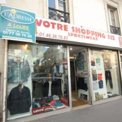 Cession de bail Local commercial Paris 20ème 70 m²