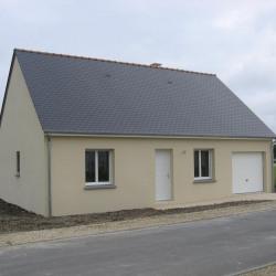 Maison  3 pièces + Terrain  416 m² Pernay