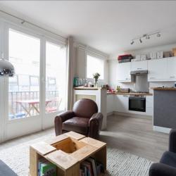 vente Appartement 2 pièces Paris 17ème