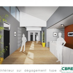 Location Bureau Clermont-Ferrand 1500 m²