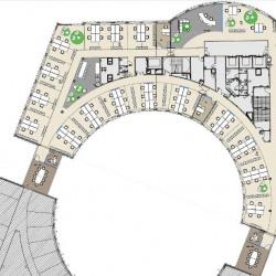 Location Bureau Levallois-Perret 1827 m²