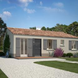 Maison  5 pièces + Terrain  476 m² Ciré-d'Aunis