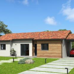 Maison  4 pièces + Terrain  554 m² Orange
