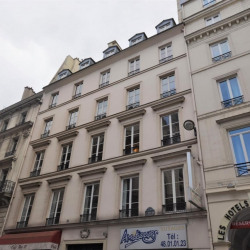 Location Bureau Paris 9ème 118 m²