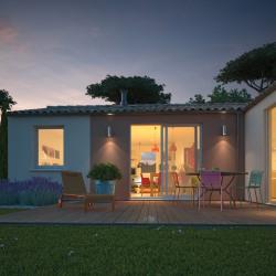 Maison  6 pièces + Terrain  603 m² Bourg-Saint-Andéol