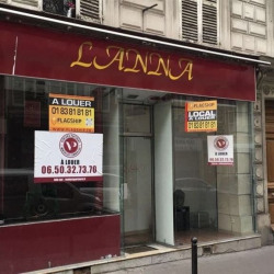 Location Local commercial Paris 9ème 60 m²