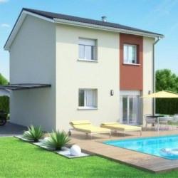 Maison  4 pièces + Terrain  358 m² Bevenais