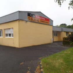 Location Bureau Le Relecq-Kerhuon 296 m²
