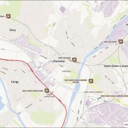 Location Local d'activités Montmagny 712 m²