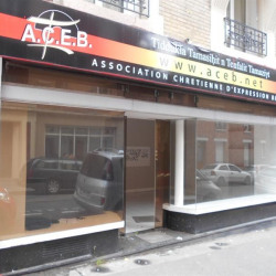 Location Bureau Paris 20ème 32 m²