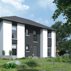 Maison  6 pièces + Terrain  600 m² Thann