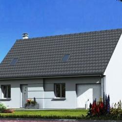 Maison  6 pièces + Terrain  741 m² Fressenneville