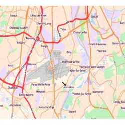 Location Terrain Athis-Mons 40000 m²