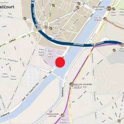 Location Bureau Boulogne-Billancourt 15649 m²
