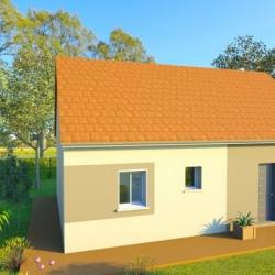 Maison  3 pièces + Terrain  560 m² Écommoy