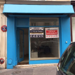 Cession de bail Local commercial Paris 6ème 18 m²