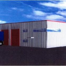 Vente Entrepôt Saint-Sauveur 600 m²