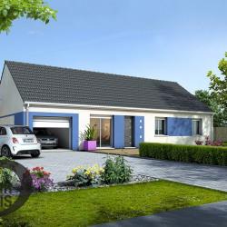 Maison  4 pièces + Terrain  456 m² Valence