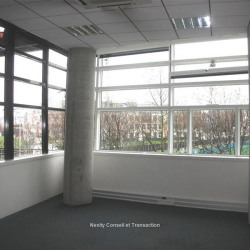 Location Bureau Clichy 1650 m²