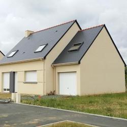 Maison  6 pièces + Terrain   m² Saint-Georges-de-Reintembault