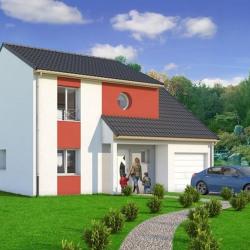 Maison  5 pièces + Terrain   m² Conde Northen