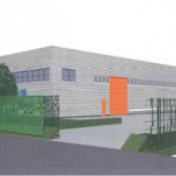 Location Local d'activités Guichainville 1645 m²