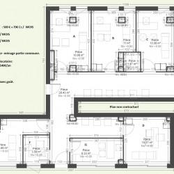 Location Bureau Boulogne-Billancourt 20 m²