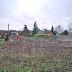 Vente Terrain Broussy-le-Grand 1258 m²