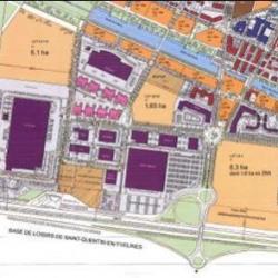 Vente Terrain Bois-d'Arcy 115320 m²