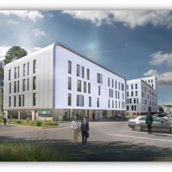 Location Bureau Cesson-Sévigné 8013 m²