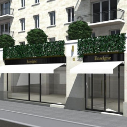Location Local commercial Paris 16ème 321 m²