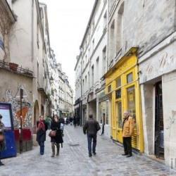 Cession de bail Local commercial Paris 4ème 38 m²