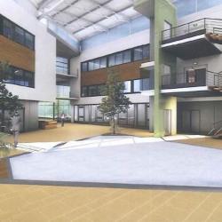 Location Bureau Isneauville 470 m²