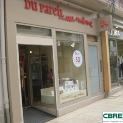 Cession de bail Local commercial Vichy 190 m²