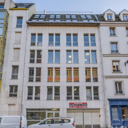 Location Bureau Paris 10ème 106 m²