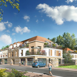 photo immobilier neuf Le Mesnil St Denis