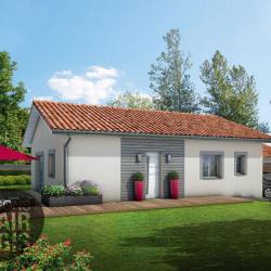 Maison  5 pièces + Terrain  610 m² Chazey-Bons