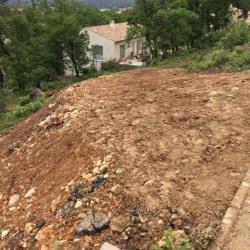 Terrain  de 1010 m²  Brignoles  (83170)