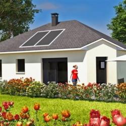 Maison  3 pièces + Terrain  1566 m² Gabrias