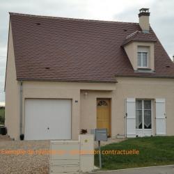Maison  4 pièces + Terrain  348 m² Itteville