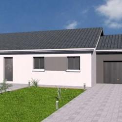 Maison  5 pièces + Terrain   m² Charmes