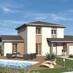 Maison  4 pièces + Terrain  602 m² Crêches-sur-Saône