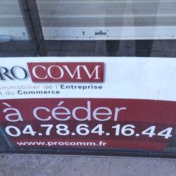 Cession de bail Local commercial Belleville 250 m²