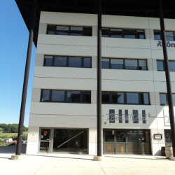 Location Bureau Alixan 257 m²