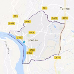 Location Bureau Boucau 18 m²